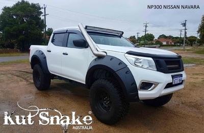 Kut Snake Flares – 4×4 Queensland