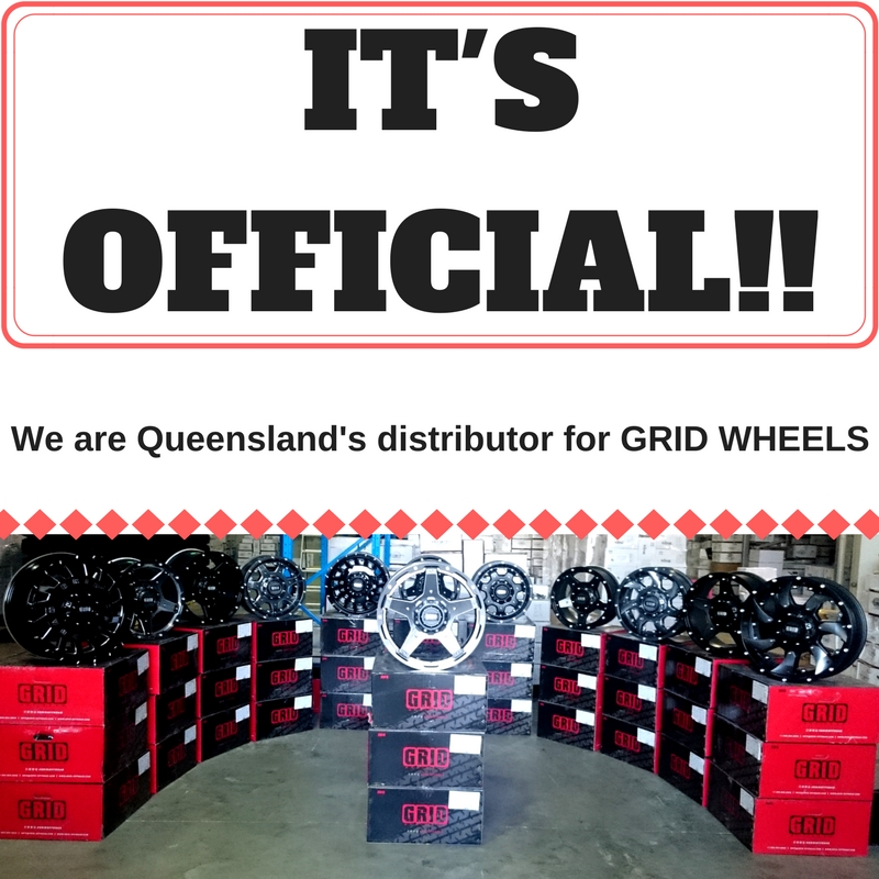 Grid Wheels Announcement
