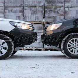 DRIVETECH 4X4 BUMPERS BY RIVAL
