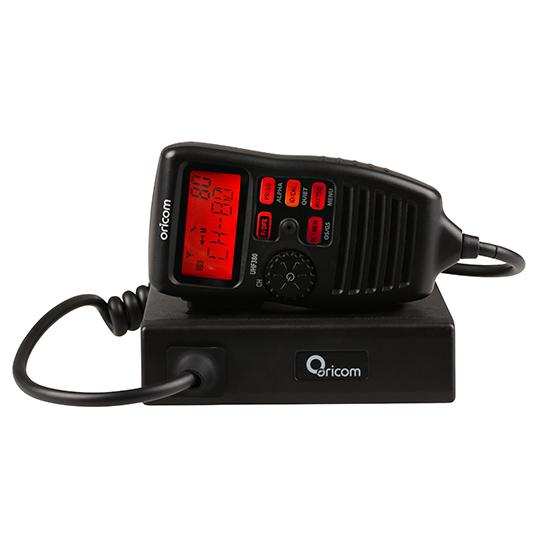 ORICOM UHF380 5 WATT CB RADIO with CONTROLLER SPEAKER MIC