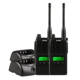 ORICOM UHF5500-2 5 WATT HANDHELD UHF CB RADIO TWIN PACK