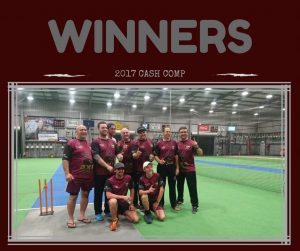 Cricket sponsored team