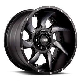 GRID OFF-ROAD WHEELS FULL RANGE DISPLAY