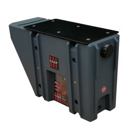 30L WATER TANK - INTRAY AND UNDER TRAY - GREY