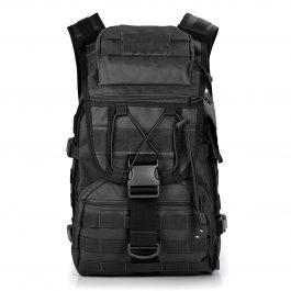 42L BACKPACK PRO 1 - BLACK