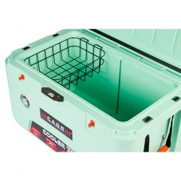 CAOS COOLER 70 WITH BASKET (SEAFOAM GREEN)