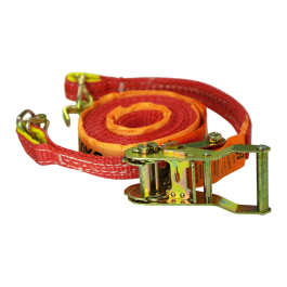 CAOS RATCHET TIE DOWN 5M X 25MM X .75T (RED)
