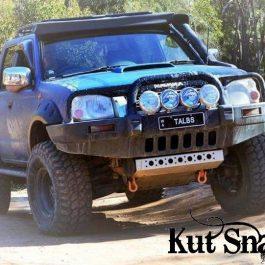 Kut Snake Flares  - Nissan Nivara D22 2004-2015 - Full Set