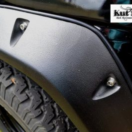 Kut Snake Flares - Nissan Patrol GQ 1990-1997 Series - Full Set