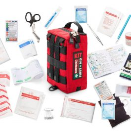 CAOS - SURVIVAL HANDY FIRST AID KIT