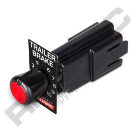 REDARC -TOW-PRO CLASSIC ELECTRIC BRAKE CONTROLLER